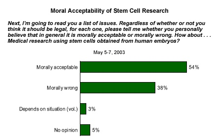 ethics embryonic stem cell research essay It would be appropriate to conduct stem cell research complying with the following stipulations: the public has to be educated with regards to the differences between embryonic and adult stem cell research related to science and ethical dimension (eg moral, ethical, religious, etc.