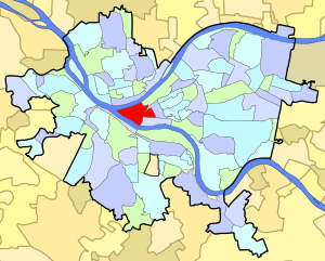 Pittsburgh Central Buisness District