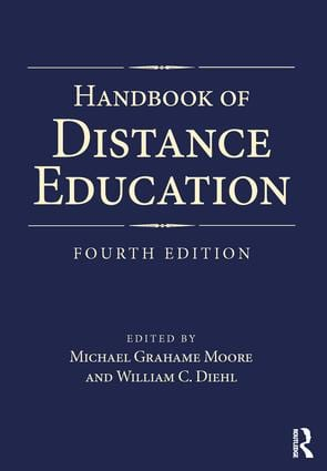 Handbook of Distance Education 4th Edition