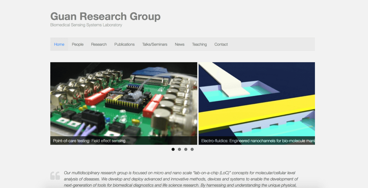 Guan Research Group