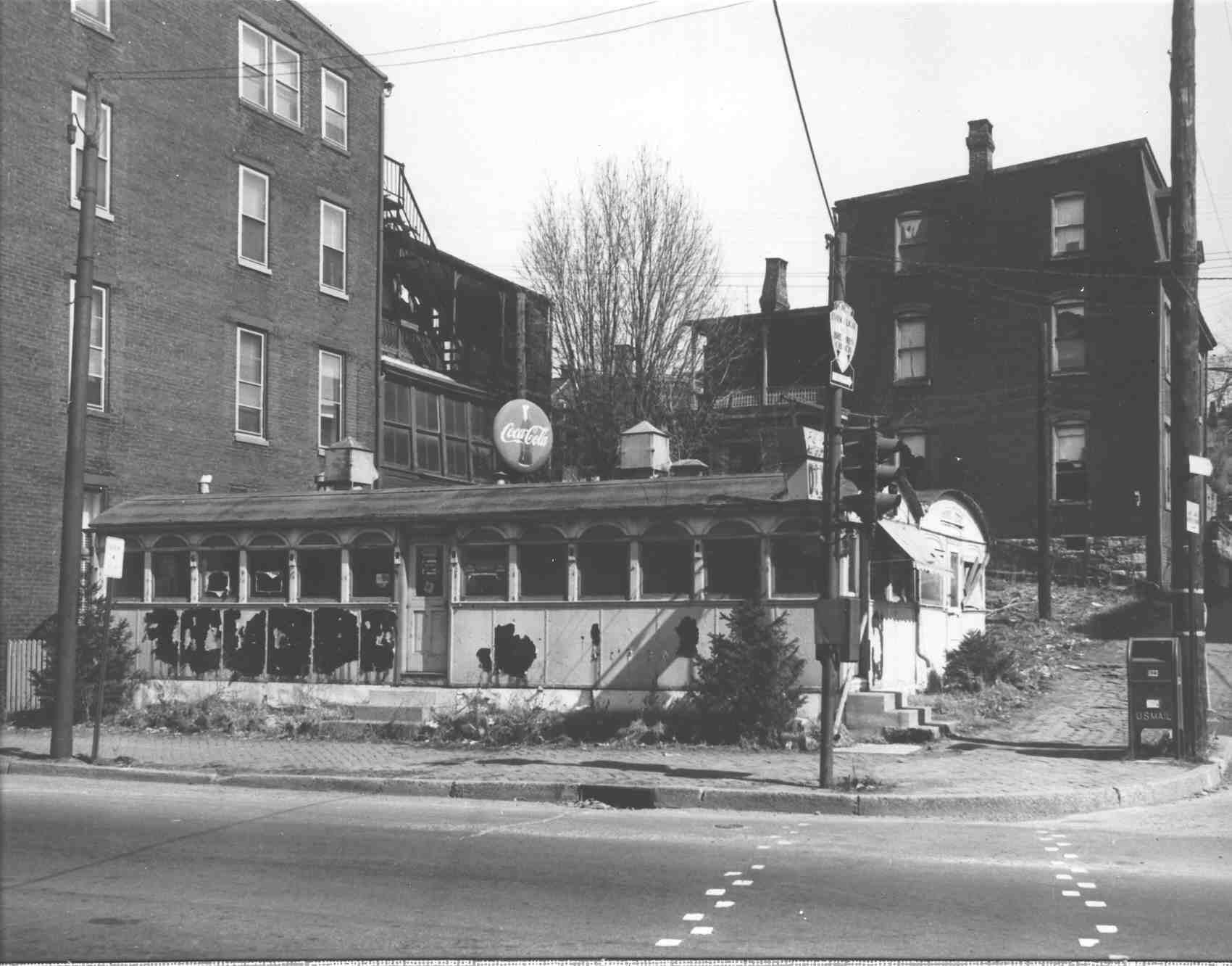 Diner, Front View, Front and Swatara Streets