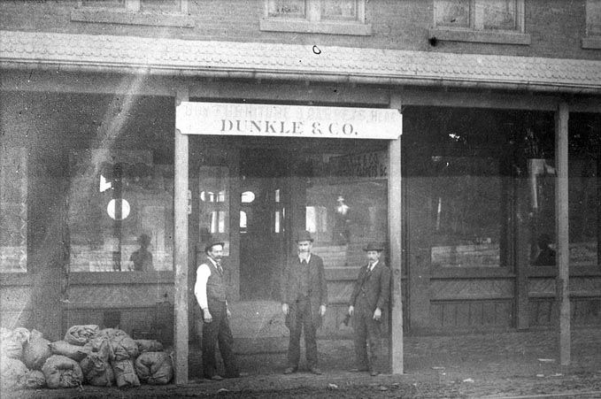 Dunkle and Co. (replacement for Original), 1888