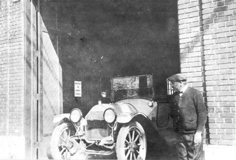 George Frey's Liberty Garage (and Maxwell), 1919 (4)