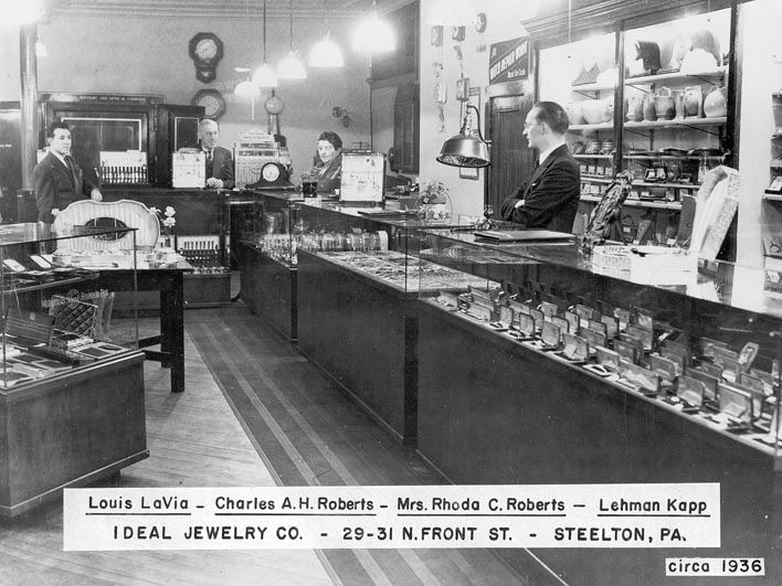 Ideal Jewelry Co. 29-31 N. Front 1936c