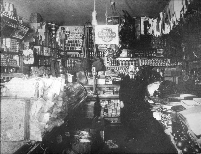 Philip A. Zimmerman, Grocer, 41 S. Second Street, 1914