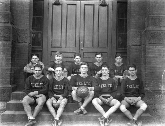 S.H.S. State Basketball Champs, 1927
