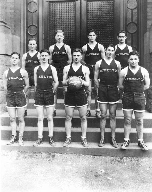 S.H.S. State Champions, Basketball, 1927