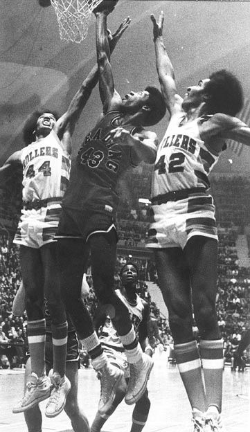 Steel High vs. Reading (Overtime), Dan and Dave Bowers, 1974