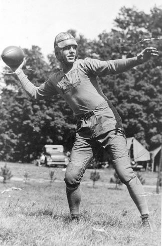 Warren Heller during his Sophomore Year at Pitt, 1930